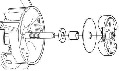 Замена поршневой группы на триммере Husqvarna 128R