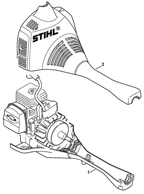 Частые неисправности бензокосы Stihl FS-38