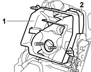 Замена поршневой группы бензопилы Stihl MS-361