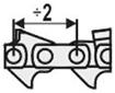 Как подбирается шина для бензопилы, советы правильной эксплуатации.