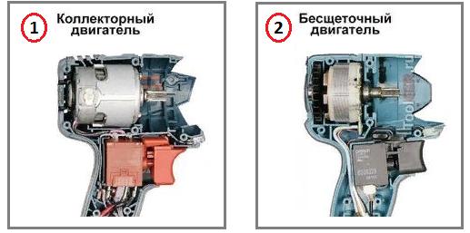 двигатель на шуруповерт