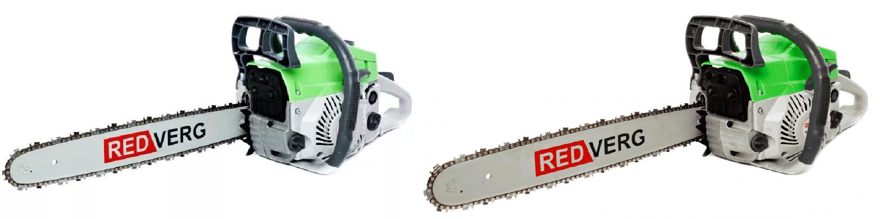 RedVerg RD-GC55-18 и RD-GC62-20 для самой серьезной работы
