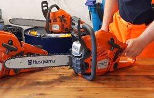 Бензопила Husqvarna 135 Mark 2 – обзор новинки 2019