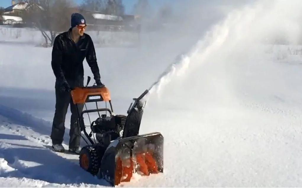 Снегоуборщик Patriot PRO 750 – обзор и сравнение с конкурентами.