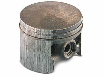 Тепловые задиры на поверхности со стороны выпуска (глушителя) Обеднение топливной смеси в результате потери герметичности картера (двигателя) Нарушение герметичности жиклеров карбюратора Отсутствие подачи топлива в необходимой дозировке