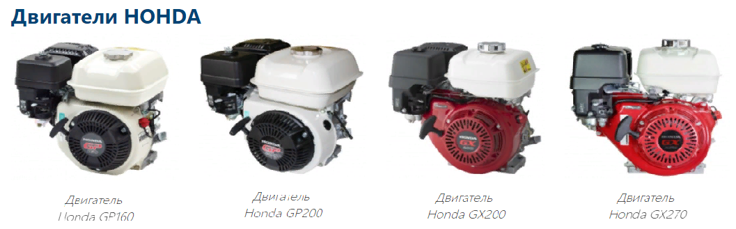двигатели Honda (Япония)