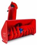 Снегоуборочная насадка на мотоблок – эффективность и процесс установки