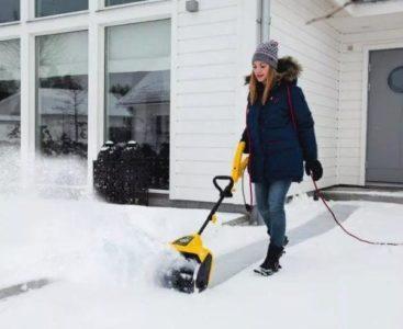 Популярные отзывы про электрический снегоуборщик – покупать или нет