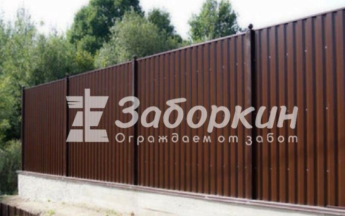 Zaborkin: компания по производству заборов, винтовых свай для забора и навесов для авто